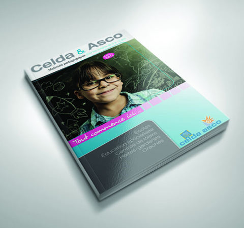 Catalogue pour Celda