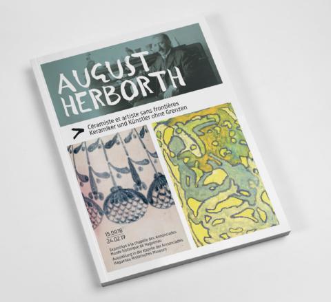 Livre d'exposition pour Haguenau
