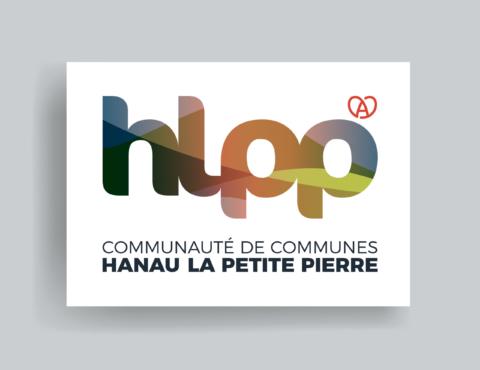 Logo pour la Com. Com. Hanau La petite Pierre